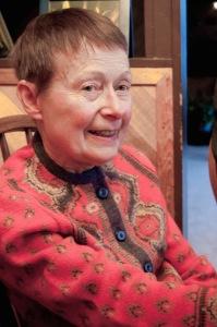 Nancy Garred